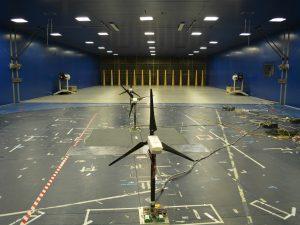 Wind farm control