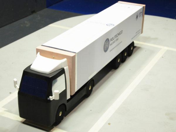 Drag optimization of heavy duty truck